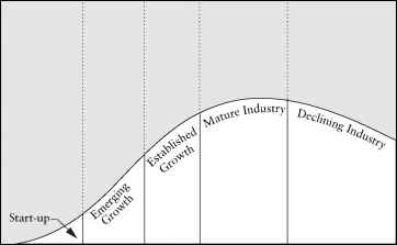 Industry Life Cycles