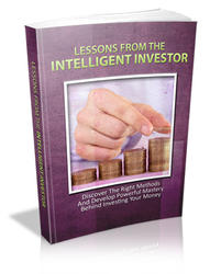 Lessons From The Intelligent Investor