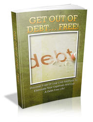 Get Out Of Debt Free