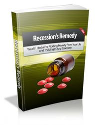 Recession Remedy