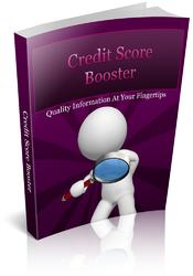 Credit Score Booster