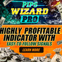 Pips Wizard Pro - Forex Indicator: Up To $189 Per Sale!