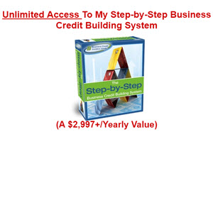 Step-by-Step Business Credit Building System